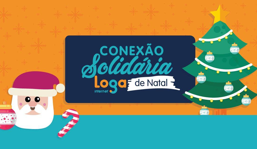 A Conexão Solidária de Natal da Loga®