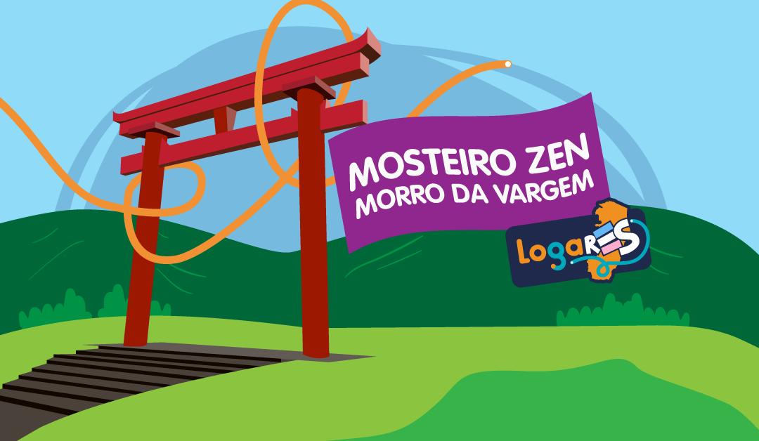LogarES: Mosteiro Zen Morro da Vargem