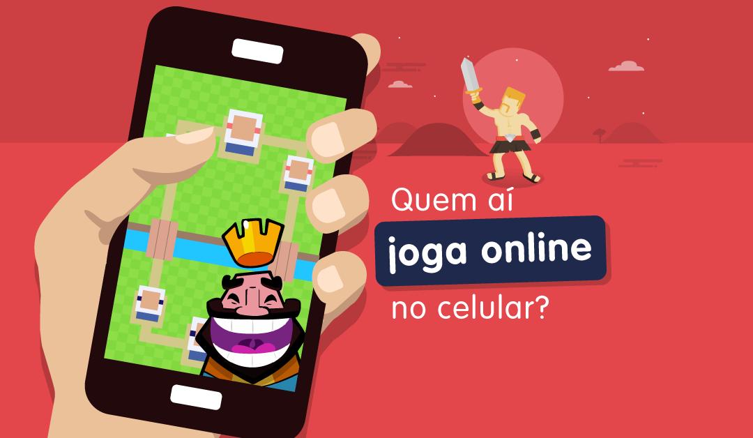 Conheça 6 jogos online para celular