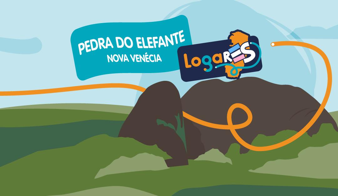 LogarES: Pedra do Elefante, Nova Venécia