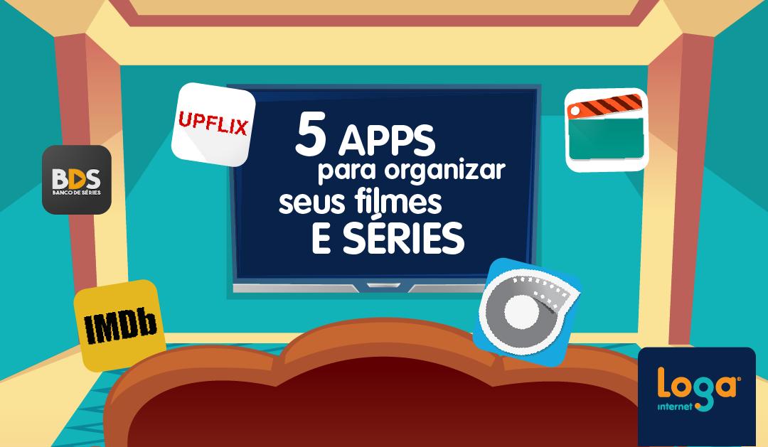 5 aplicativos para organizar seus filmes e séries