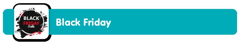 As promoções especiais da Internet: Black Friday
