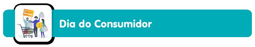 As promoções especiais da Internet: Dia do Consumidor