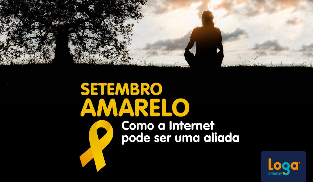 Setembro Amarelo – Como a Internet pode ser uma aliada