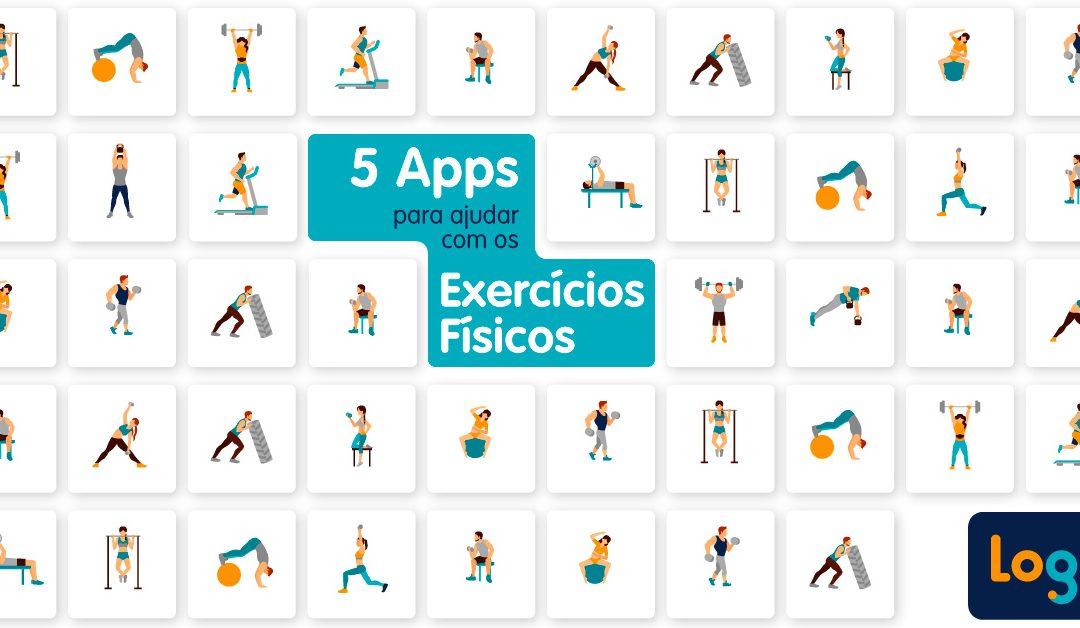 5 Apps para ajudar com os exercícios físicos