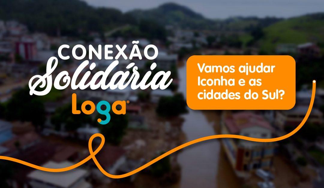 Conexão Solidária – Vamos ajudar Iconha e as cidades do Sul?