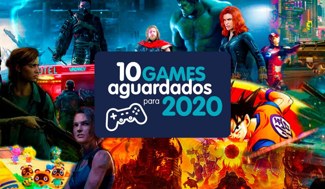 10 games aguardados para 2020