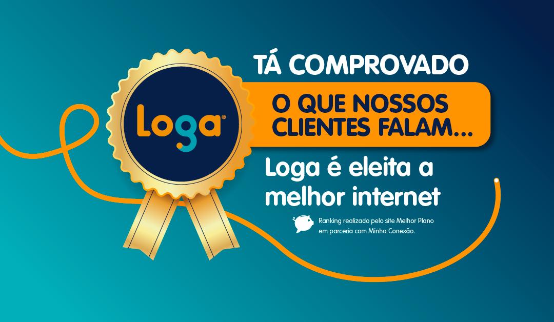 Internet Loga leva prêmio em Linhares, Piúma e São Mateus
