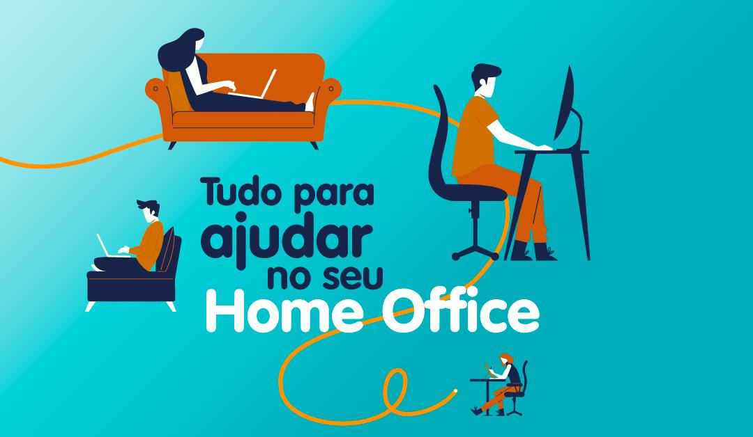 As melhores ferramentas para trabalhar em Home Office
