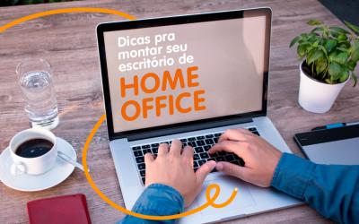 Dicas pra montar seu Home Office