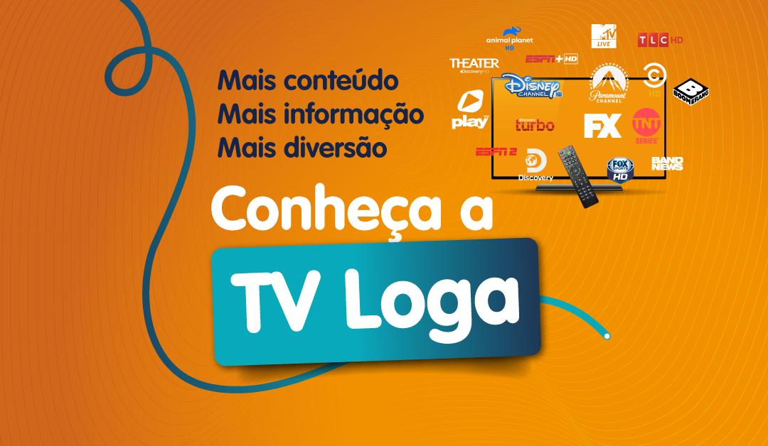 Conheça a TV Loga