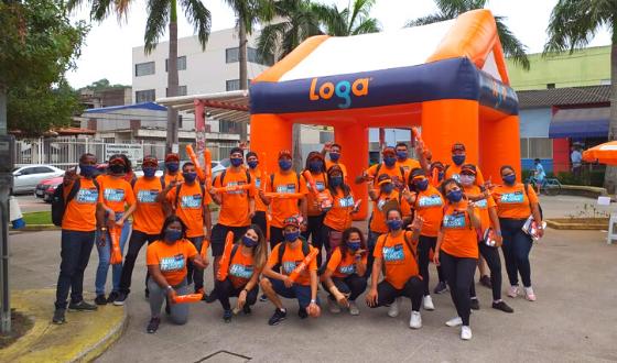 Loga invade novos bairros de Vila Velha