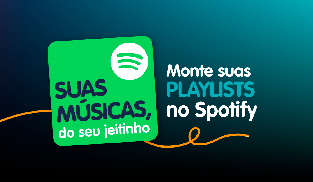 Como montar suas playlists no Spotify