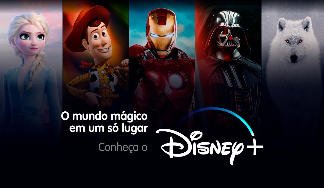 Disney Plus – Conheça o Streaming da Disney