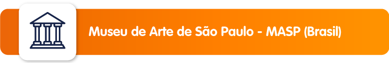 Museu de Arte de São Paulo - MASP (Brasil)
