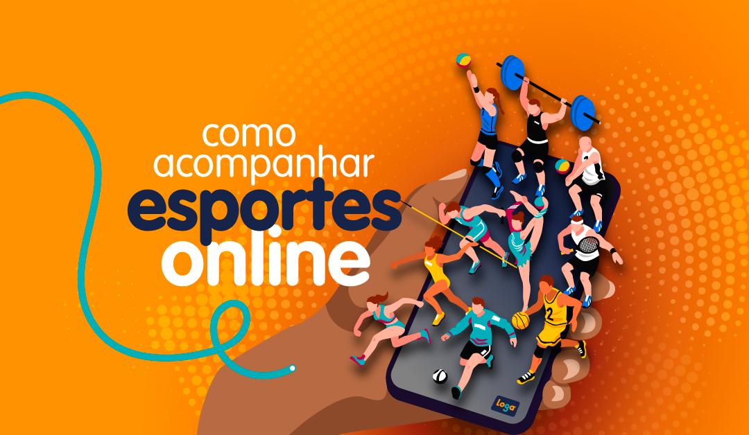 Dicas para acompanhar esportes pela internet